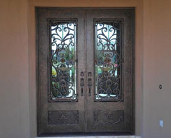 why choose iron contractors of san francisco wrought iron entry doors our wrought iron entry doors and custom